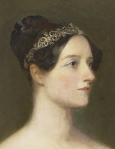 Retrato de Lady Lovelace