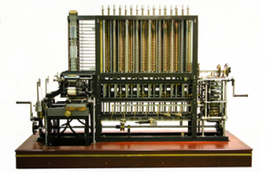 Máquina analítica de Charles Baggage