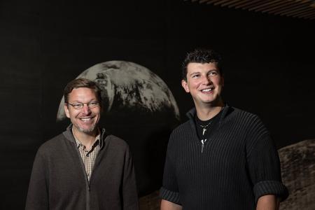 Descubridores del nuevo planeta