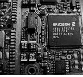 Primeros circuitos integrados. Transistores