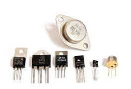 Diferentes transistores