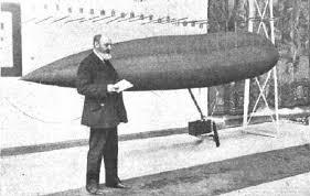 Torres Quevedo y su dirigible