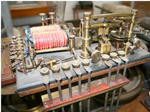 Telekino, el primer radiocontrol