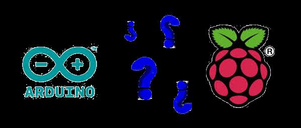 Arduino vs Raspberri Pi