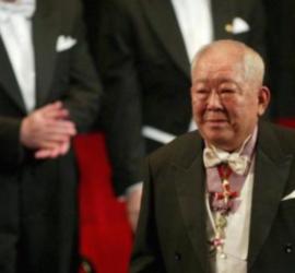 Masatoshi Koshiba